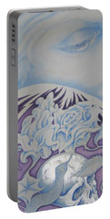Tattooed Goddess Portable Battery Charger