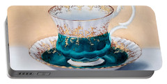 Teacup Portable Battery Charger