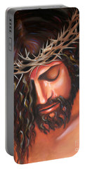 Tears From The Crown Of Thorns Portable Battery Charger