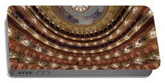 Teatro Colon Performers View Portable Battery Charger