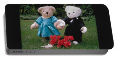 Teddy Bear Lovers Portable Battery Charger