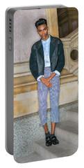 Teenage Boy Fashion 1504267 Portable Battery Charger
