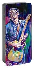 Telecaster- Keith Richards Portable Battery Charger