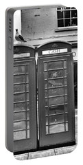 Telephone Booth In London Portable Battery Charger