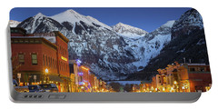 Telluride Main Street 3 Portable Battery Charger