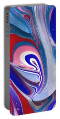 Tempera Paint Series 3 Portable Battery Charger