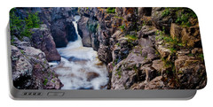 Temperance River Gorge Portable Battery Charger