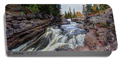 Temperance River State Park Portable Battery Charger