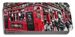 Temple Bar Pub Portable Battery Charger