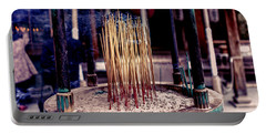 Temple Incense Portable Battery Charger
