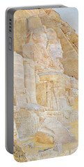 Temple Of Ramses II Portable Battery Charger