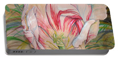 Tempting  Tulip Portable Battery Charger