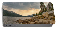 Tenaya Lake - Yosemite Portable Battery Charger