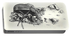 Darkling Beetle Portable Battery Charger