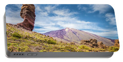 Tenerife Portable Battery Charger by JR Photography