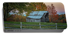 Tennessee Barn Portable Battery Charger