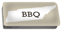 Tennessee Bbq Portable Battery Charger