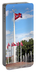 Tennessee Bicentennial Mall Portable Battery Charger by Kristin Elmquist
