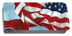 Tennessee Heroes Portable Battery Charger