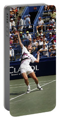 Tennis Serve Portable Battery Charger