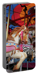 Tented Carousel Portable Battery Charger