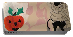 Tenth Halloween  Portable Battery Charger