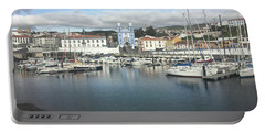 Terceira Port And Angra Do Heroismo Portable Battery Charger