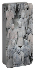 Terra Cotta Warriors Detail Portable Battery Charger