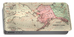 Territory Of Alaska Portable Battery Charger