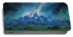 Teton Milky Way Portable Battery Charger