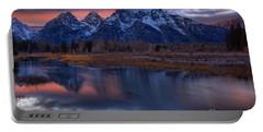 Teton Sunset Kickoff Portable Battery Charger