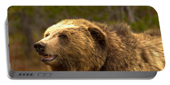 Teton Toothy Grizzly Smile Portable Battery Charger