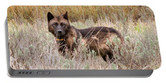 Teton Wolf Portable Battery Charger by Steve Stuller