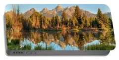 Tetons Reflection Portable Battery Charger