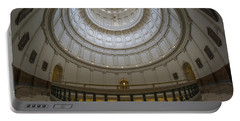 Texas Capitol Dome Wide Angle Portable Battery Charger