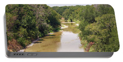 Texas River Portable Battery Charger