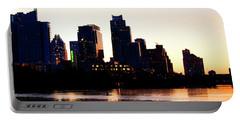 Texas Skyline - Austin Portable Battery Charger