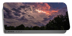 Texas Sunset Portable Battery Charger