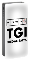 Tgi Fredagsmys Portable Battery Charger