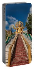 Thai Big Buddha Portable Battery Charger