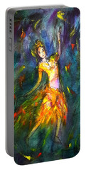 Thai Dancing Portable Battery Charger
