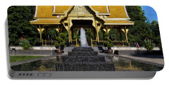 Thai Pavilion - Madison - Wisconsin Portable Battery Charger