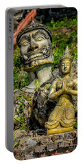Thai Statues Portable Battery Charger