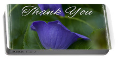 Thank You Balloon Portable Battery Charger