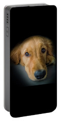 Portable Battery Charger featuring the photograph Thanks For Picking Me by Karen Wiles