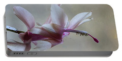 Thanksgiving Cactus Portable Battery Charger