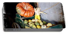 Thanksgiving  Harvest      Portable Battery Charger