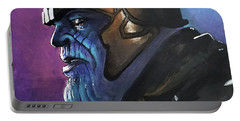 Thanos Portable Battery Charger by Tom Carlton