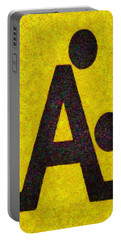 The A With Style Yellow - Pa Portable Battery Charger