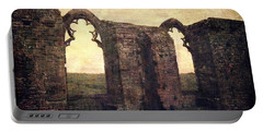 The Abbey Ruins Portable Battery Charger